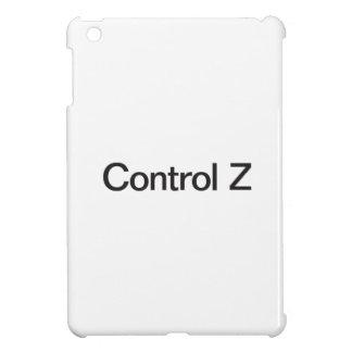 control z iPad mini cover
