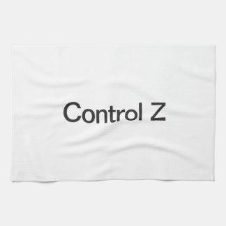 control z towels