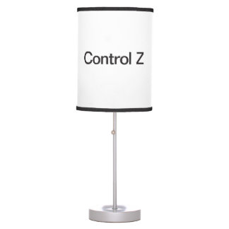 control z table lamp