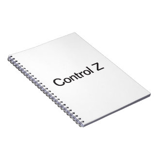 control z notebooks