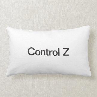 control z pillow