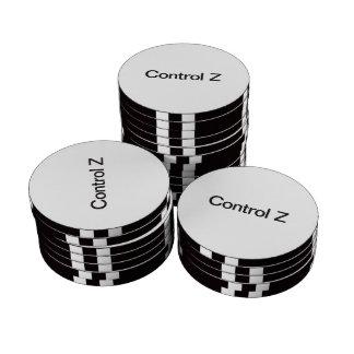 control z poker chips