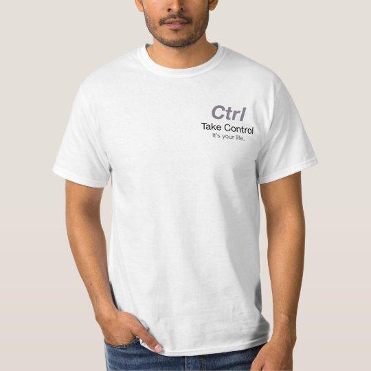 Control Z T-Shirt