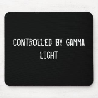 controlado por la luz gamma alfombrillas de raton