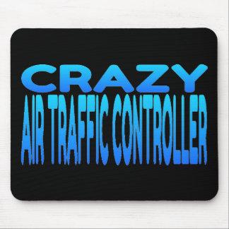 Controlador aéreo loco tapetes de raton