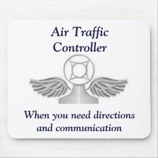 Controlador aéreo Mousepad Tapete De Ratones