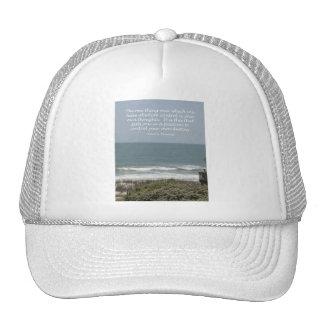 Controle el destino gorra