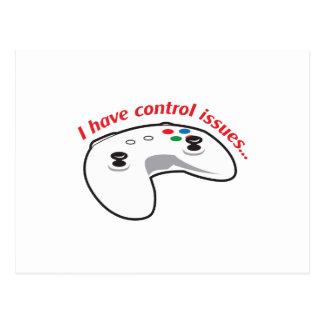 CONTROLE LOS PROBLEMAS POSTALES