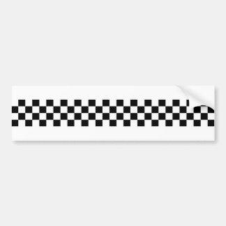 Controles de Ska del 2-Tono Pegatina Para Auto