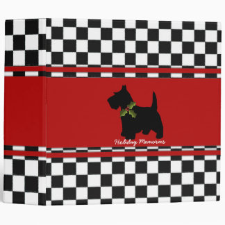 """Controles del navidad del perro del escocés carpeta 2"""""""