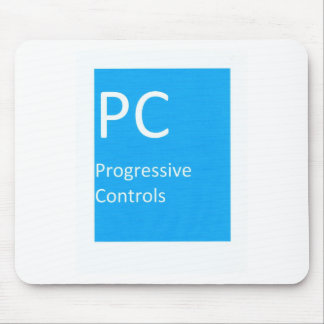 Controles progresivos alfombrilla de raton