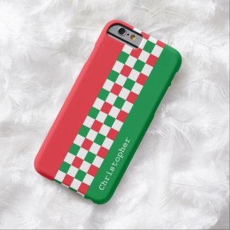 Controles que compiten con italianos modernos funda barely there iPhone 6