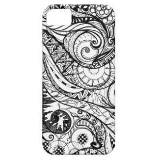 Controlled Chaos iPhone 5 Case