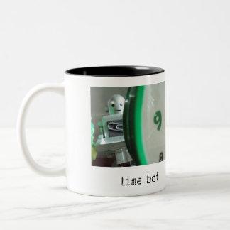 Controller of Time Bot Mug