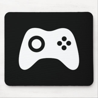 Controller Pictogram Mousepad