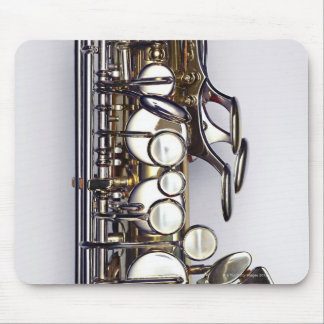 Controls of Saxophone Mouse Pad