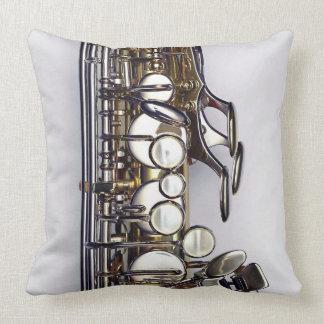 Controls of Saxophone Pillow