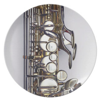 Controls of Saxophone Plate