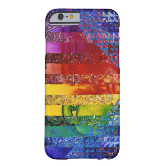 Conundrum I – Abstract Rainbow Woman Goddess iPhone 6 Case
