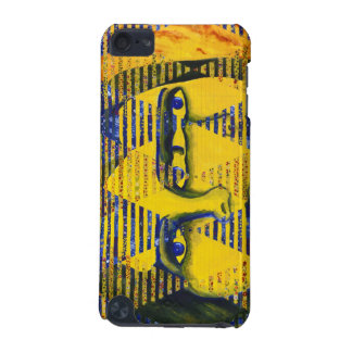 Conundrum II – Golden & Sapphire Goddess iPod Touch (5th Generation) Case