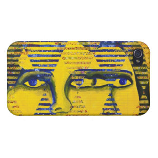 Conundrum II – Golden & Sapphire Goddess Cases For iPhone 4