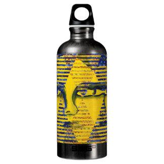 Conundrum II – Golden & Sapphire Goddess SIGG Traveler 0.6L Water Bottle