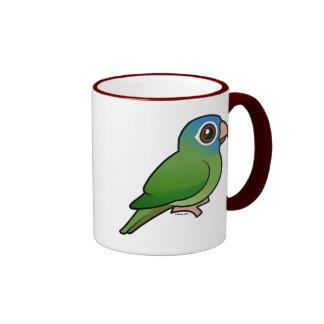 Conure Azul-coronado Tazas De Café