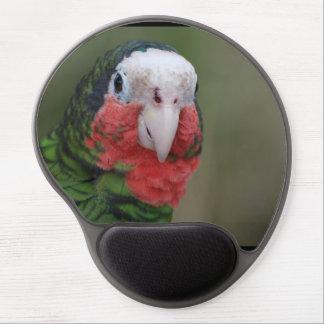 Conure Bird Gel Mouse Pad
