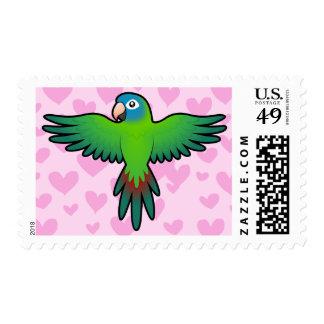 Conure / Lorikeet / Parrot Love Stamps