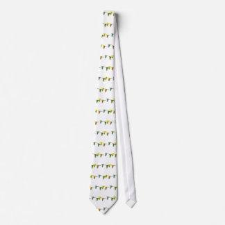 Conures! Neck Tie