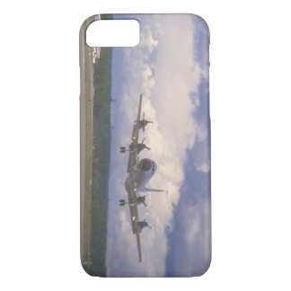 Convair Turbo-Prop. (airplane_Military Aircraft iPhone 8/7 Case
