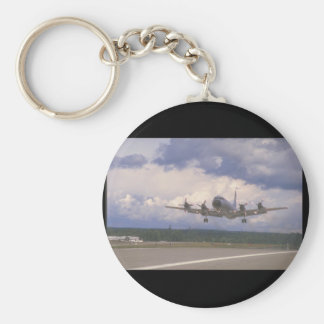 Convair Turbo-Prop. (airplane_Military Aircraft Keychain