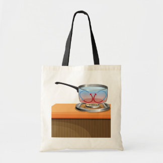 Convection Currents Tote Bag