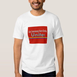 Convenience Store Clerks T-Shirt