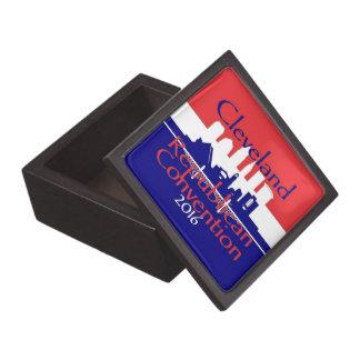 Convenio 2016 del republicano caja de regalo de calidad