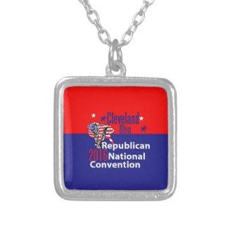 Convenio 2016 del republicano colgante cuadrado