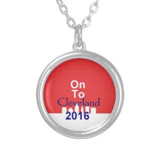 Convenio 2016 del republicano colgante redondo