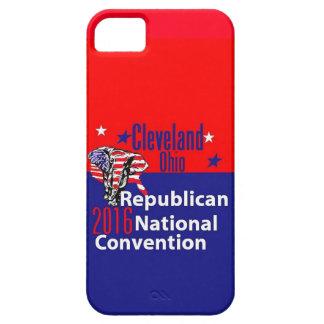 Convenio 2016 del republicano iPhone 5 Case-Mate cárcasas