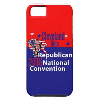 Convenio 2016 del republicano iPhone 5 cárcasas