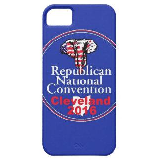 Convenio 2016 del republicano iPhone 5 carcasa