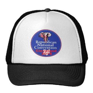 Convenio 2016 del republicano gorras de camionero