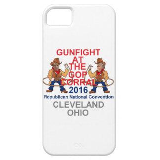 Convenio 2016 del republicano iPhone 5 fundas