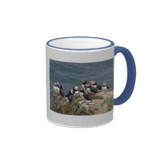 Convenio del frailecillo taza