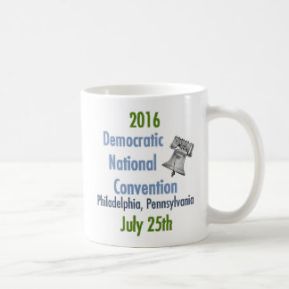 Convenio Democratic Taza De Café