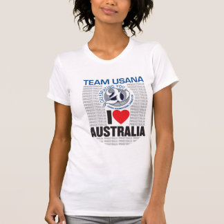 Convenio internacional 2012 de USANA Camiseta