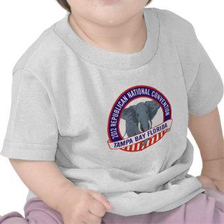 Convenio republicano 2012 camiseta