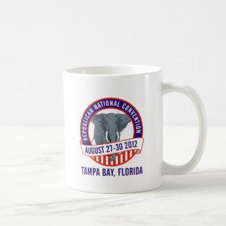 Convenio republicano 2012 taza de café