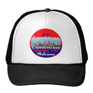 Convenio republicano 2016 gorras de camionero