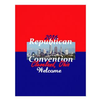 Convenio republicano 2016 membrete personalizado