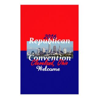Convenio republicano 2016 papeleria